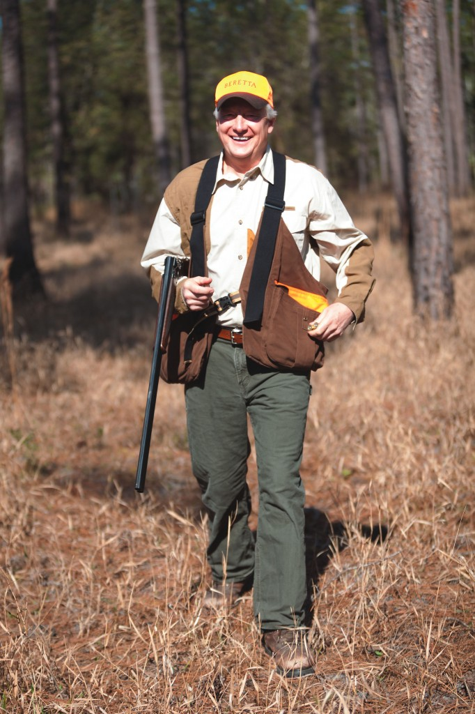 Broadfield guests can choose to experience half-day or full-day guided quail hunts.