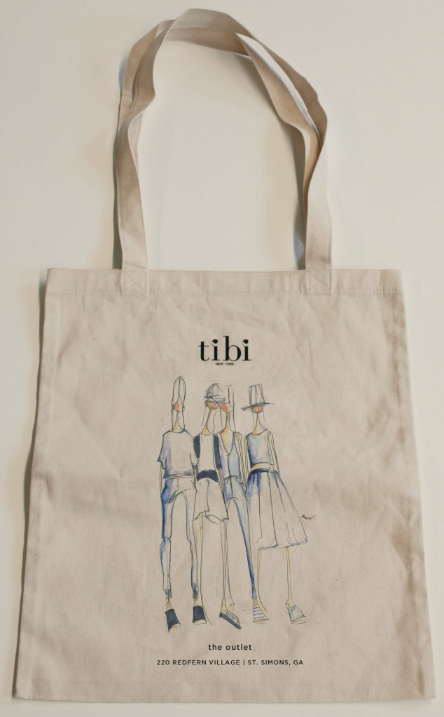 Spring14 Outlet Tote