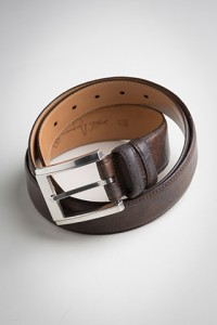 Martin Dingman Countrywear Frank belt, $125 (Sea Island Golf Club Pro Shop at The Lodge; 912-638-5118)