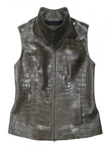 Carla Dawn Behrle alligator_vest