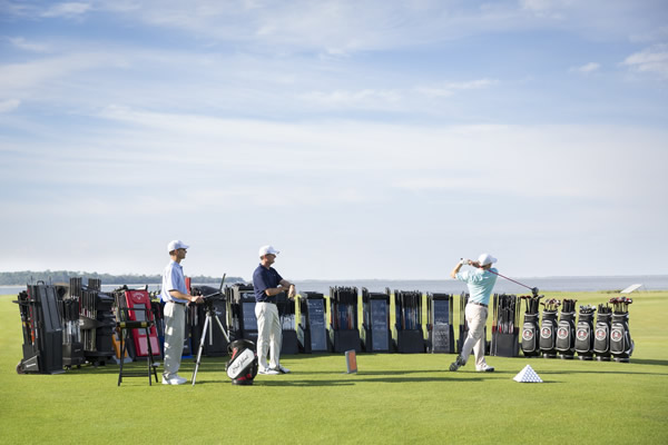 Athletes stay equipped and in shape with the help of the Sea Island Golf Performance Center and its staff.