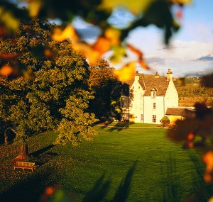 Easter Elchies House at The Macallan estate | Courtesy of The Macallan