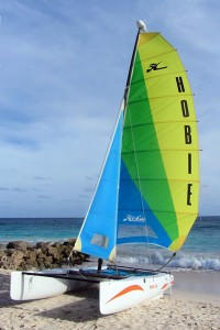 The roomy Hobie Getaway