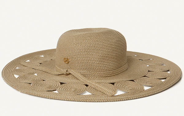 Vix Medallion hat, $78 (Sea Island Surf Shop; 912-634-3123)