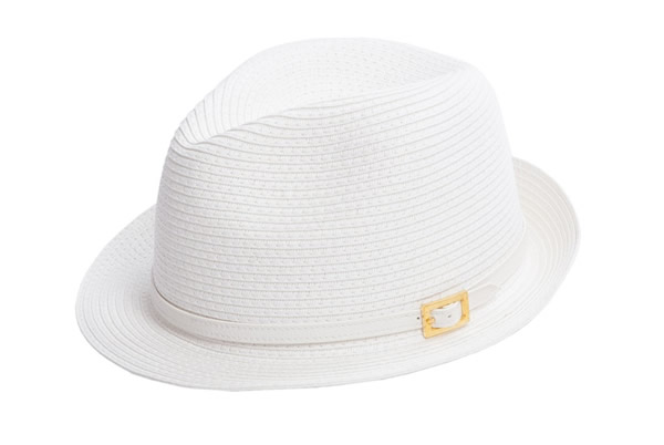 Melissa Odabash Diana hat, $126 (Sea Island Surf Shop; 912-634-3123)